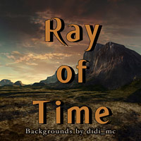 Ray of Time 3D Models 2D didi_mc