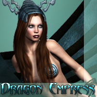 i13_PnD Dragon Empress Clothing Themed ironman13
