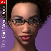 GND: Shae 3D Figure Essentials Blackhearted