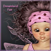 Dreamland Fae 3D Figure Essentials Leilana