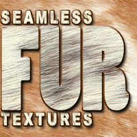 Fur Tiles 2D 3D Models mystikel