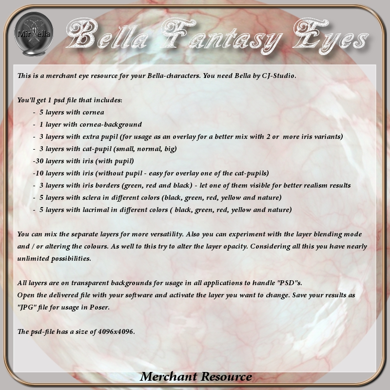 ML_Bella Fantasy Eyes - Merchant Resource