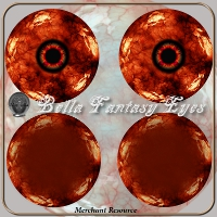 ML_Bella Fantasy Eyes - Merchant Resource 2D And/Or Merchant Resources Themed Mirella