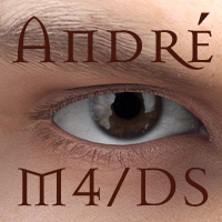 Andre Character for M4 and Genesis image 4