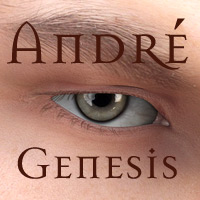 Andre Character for M4 and Genesis image 5