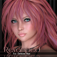 Revamped - Selene 3D Figure Essentials Freja