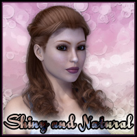 SM Shiny and Natural: Christine 3D Figure Assets SuicidalMonarch