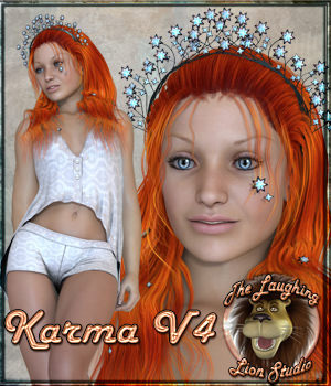 Karma V4A4 3D Figure Essentials Talwicca