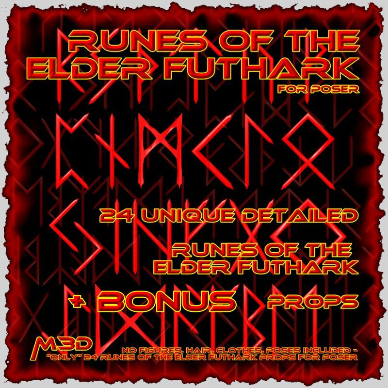 Runes of the Elder Futhark