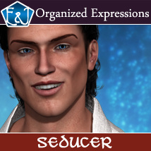 Seducer 161 Organized Expressions Poses/Expressions Software Themed EmmaAndJordi