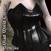 Dead World Corsets Clothing SickleYield