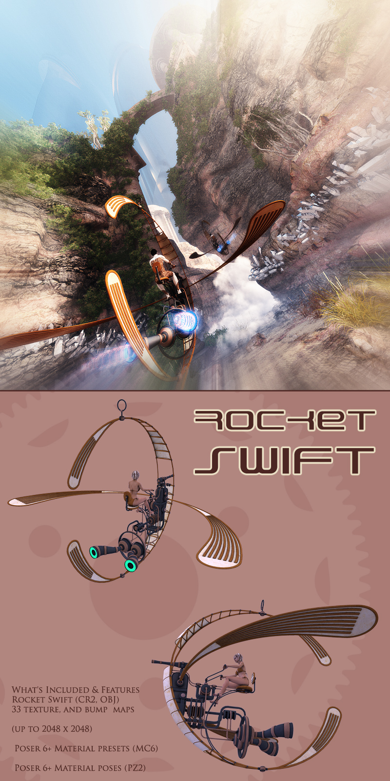 Rocket Swift
