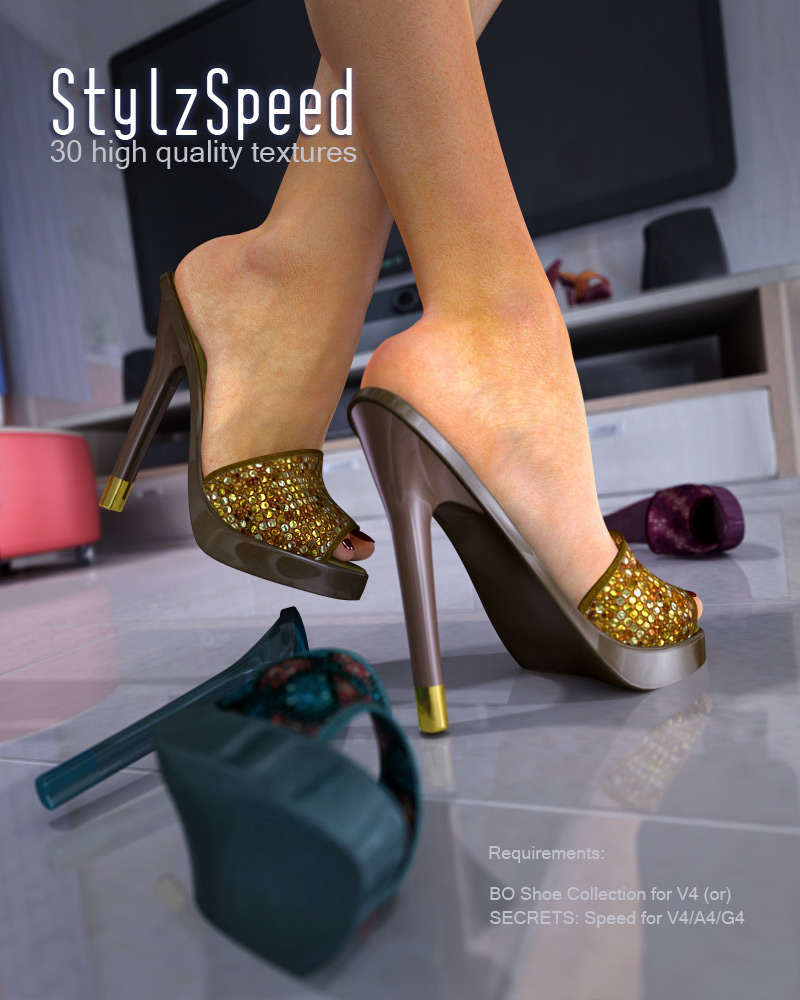 Stylz Speed Shoes
