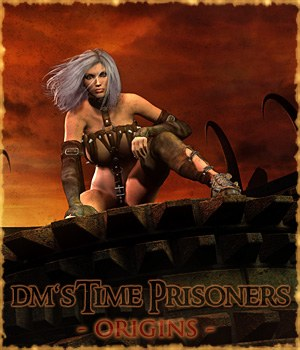 DMs Time Prisoners - Origins 3D Figure Assets 3D Models DM