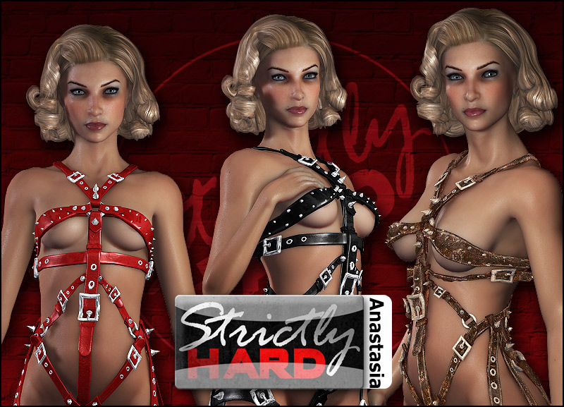 Anastasia: StrictlyHARD Suit & Legs by RPublishing