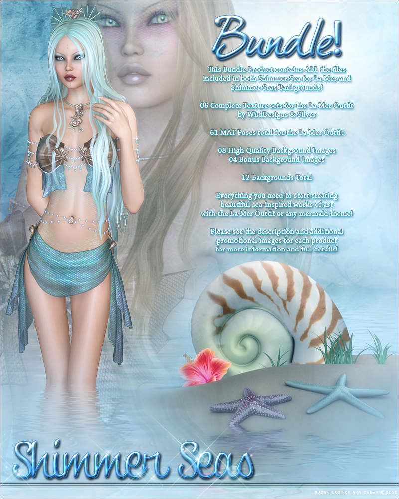 Shimmer Seas Bundle