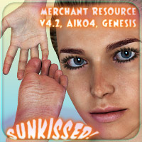 Merchant Resource - Sunkissed - for V4.2, Aiko 4, Genesis 2D And/Or Merchant Resources _Fenrissa_