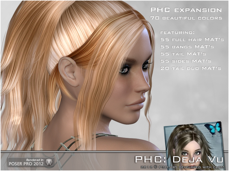 PHC: DejaVu Hair