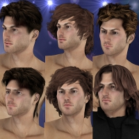 Farconville's Face Morphs++ for Michael 4 Vol.3 by farconville