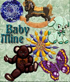 Harvest Moons Baby Mine 2D Merchant Resources MOONWOLFII
