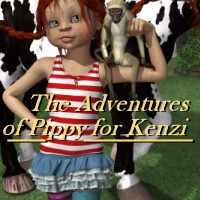 Pippy for Kenzi 3D Figure Essentials JudibugDesigns
