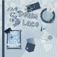 Denim & Lace 2D And/Or Merchant Resources gillbrooks