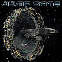 Space Jump Gate Props/Scenes/Architecture Themed Simon-3D