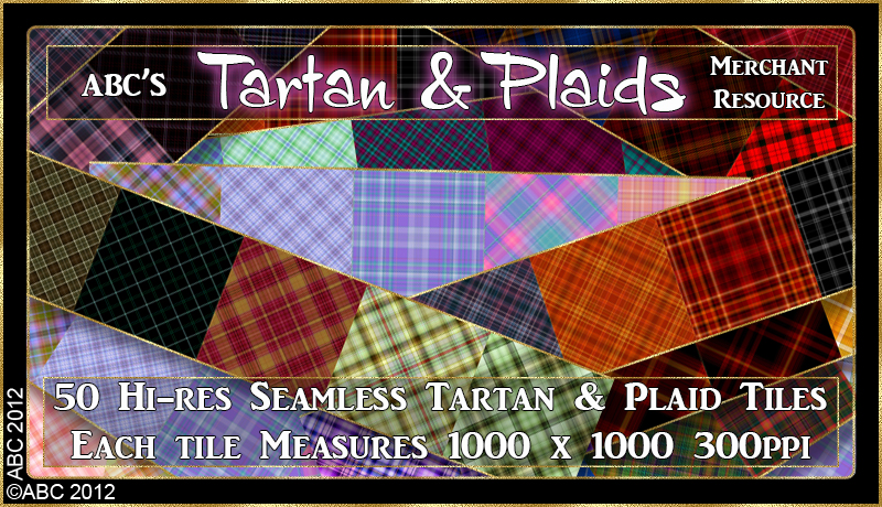 ABC Tartan and Plaids