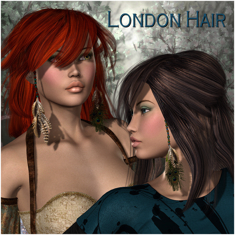 London Hair V4, A4, G4 & Aly2