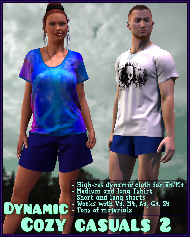 Dynamic Cozy Casuals 2