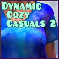Dynamic Cozy Casuals 2 3D Figure Essentials WhimsySmiles