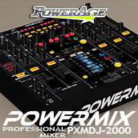 POWERMIX-PXMDJ2000 Themed Props/Scenes/Architecture powerage