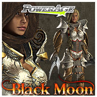 Black Moon 3D Models 3D Figure Assets powerage