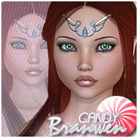Candy Branwen Themed Hair Sveva
