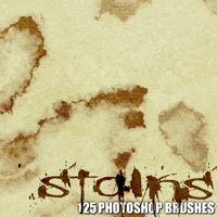 Stains 3D Models 2D Graphics designfera