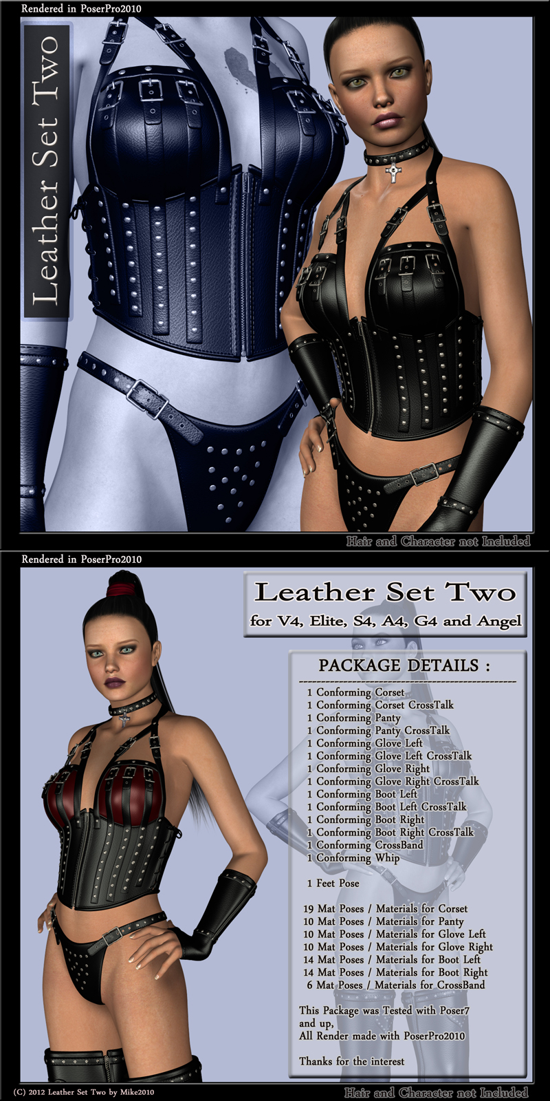 Leather Set Two