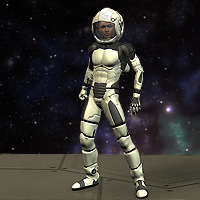 Space Suit For M4 image 1