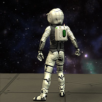 Space Suit For M4 image 2
