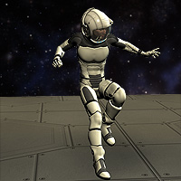 Space Suit For M4 image 3
