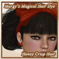 Margy's Magical Hair Dye for Honey Crisp Hair Hair MargyThunderstorm
