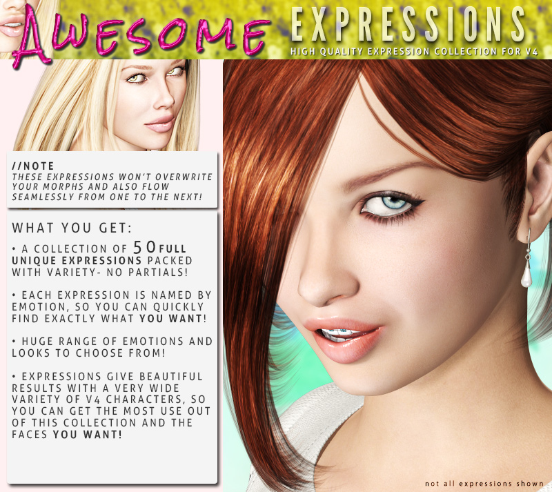 i13 AWESOME expressions for V4