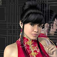 HuanChi 3D Figure Essentials xilia78