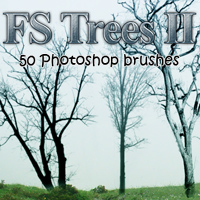 FS Trees II 2D And/Or Merchant Resources Themed FrozenStar