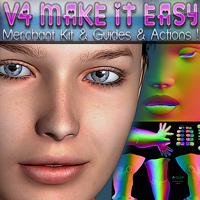V4 MAKE IT EASY 2D Graphics Mint3D