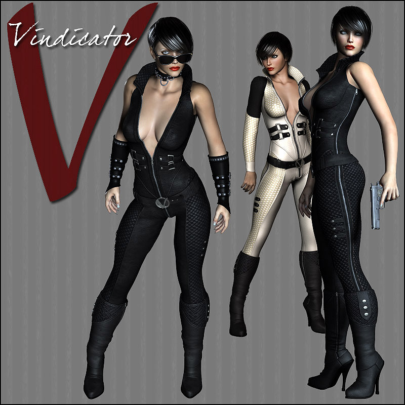 Vindicator Suit for V4, A4, G4 by RPublishing
