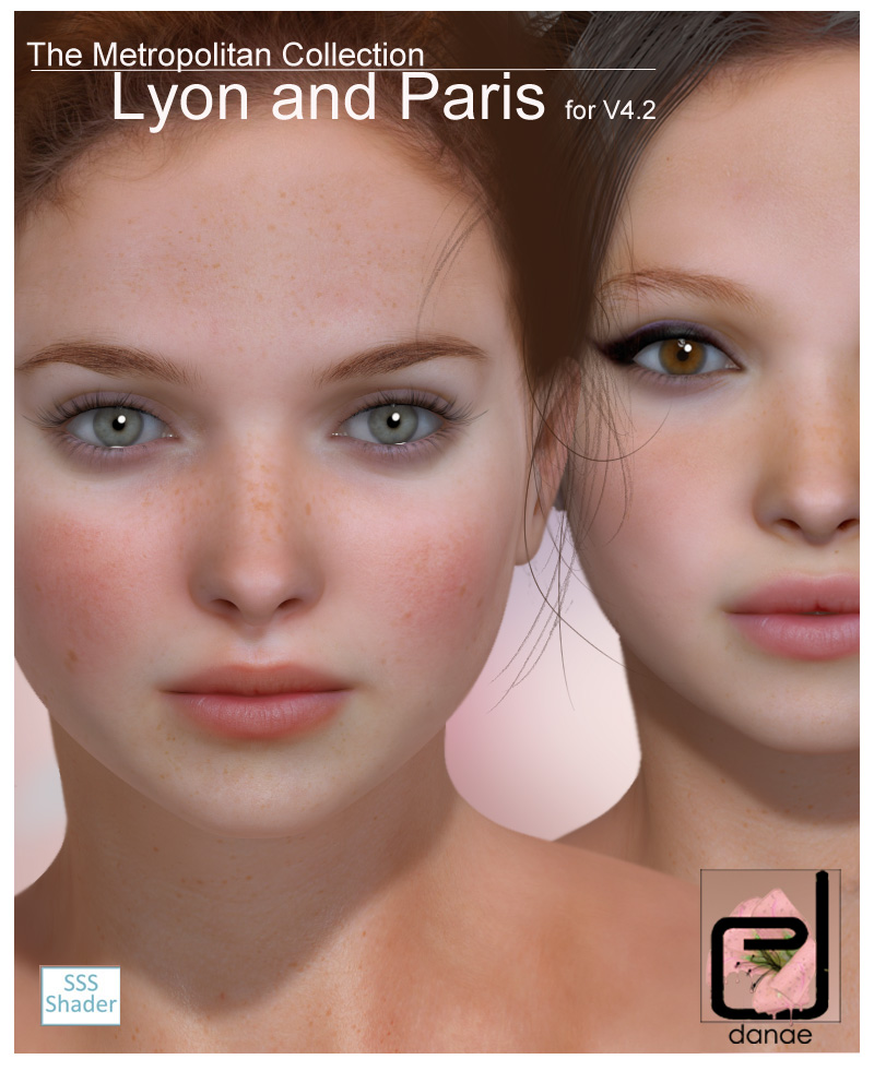 The Metropolitan Collection - Lyon and Paris V4.2 by danae