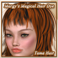 Margy's Magical Hair Dye for Tama Hair Hair MargyThunderstorm