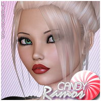 Candy Ramos 3D Figure Essentials Sveva