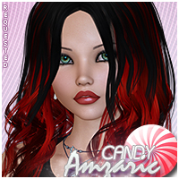 Candy Amzaric Hair Sveva
