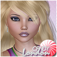Candy London 3D Figure Essentials Sveva